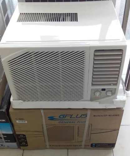 Aire acondicionado de ventana 14btu gplus. totalmente nuevos