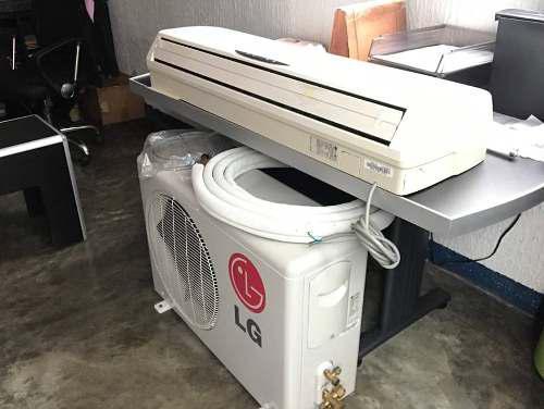 Aire acondicionado lg split 18000btu nuevo
