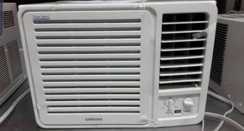 Aire acondicionado samsung de ventana 110v nuevo 12000 btu