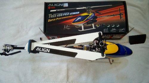 Helicoptero Trex Pro 450 Align