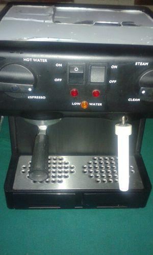 Maquina espresso de cafeteria para el hogar