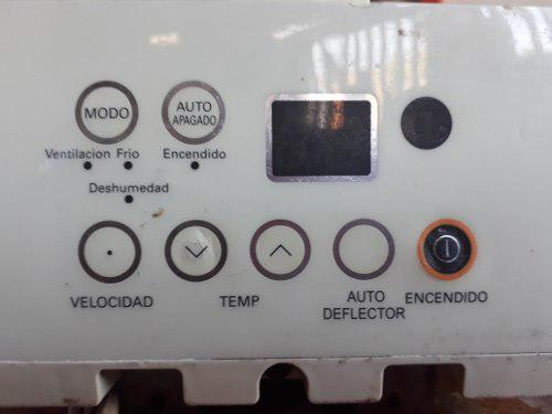 Modulo de control de aire acondicionado lg de 24 mil btu