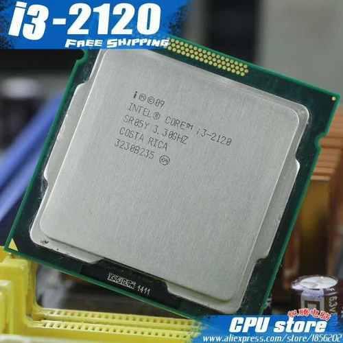 Procesador intel i3-2120 1155