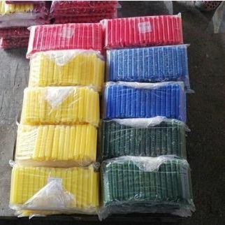 Velas blancas y color #40 y #160 al mayor somos fabricantes