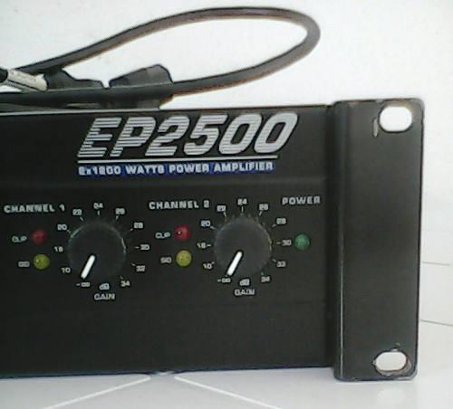 Behringer europower ep 2500