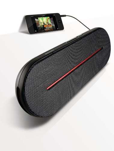 Cornetas portatiles philips recargable sba3020 nuevas oferta
