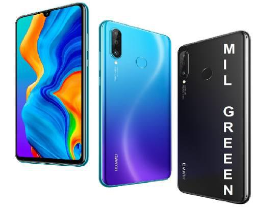 Huawei p30 pro p30 lite tienda fisica mil green