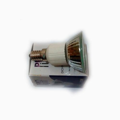 Bombillo dicroico led jdr e-14 1/3w 130v x 2 unid prolight