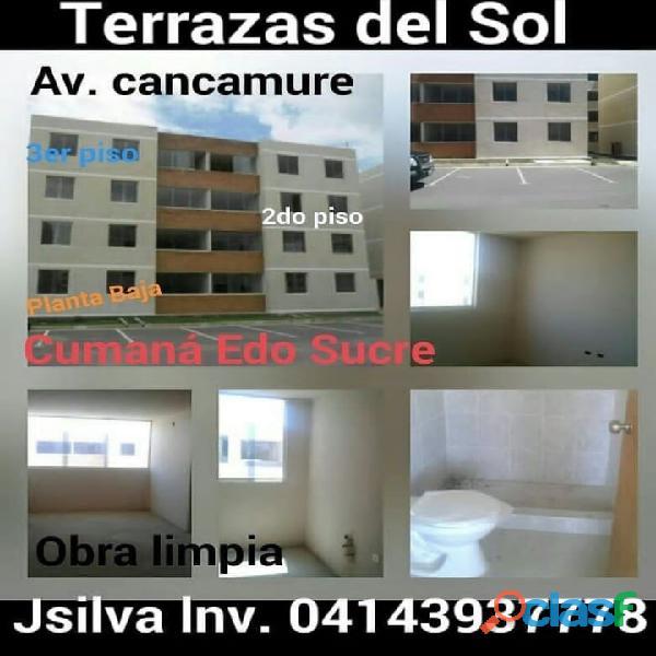 Jsilvainversiones vende apartamento en terrazas del sol