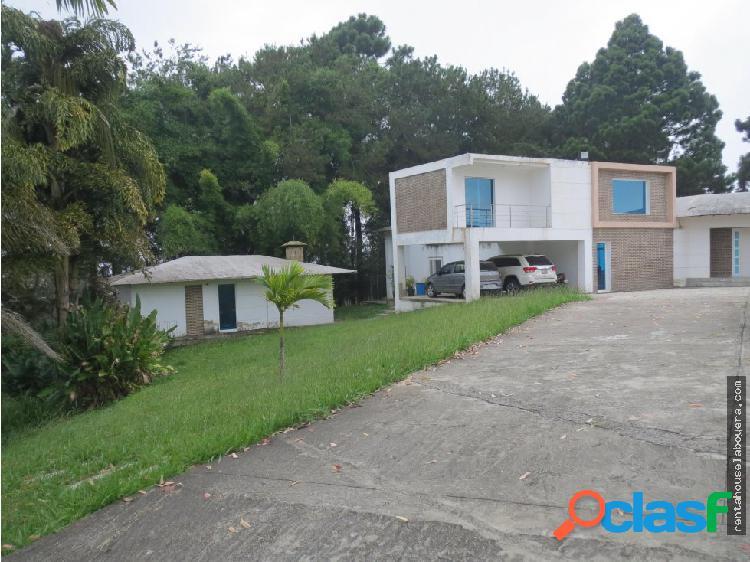 Casa en venta alto hatillo gn3 mls17-12818