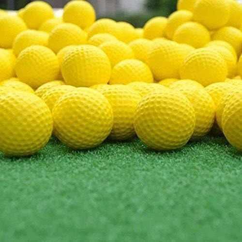 Para niño fanovo pelota golf espuma practica mascota amz
