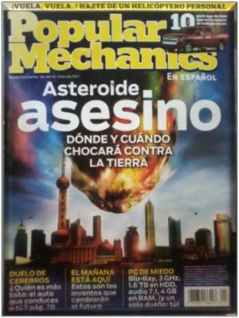 Revistas Mecanica Popular Coleccion Completa 2007 Español