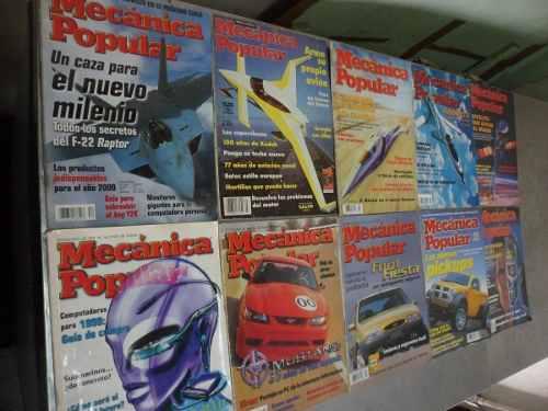 Revistas Mecánica Popular Negociable