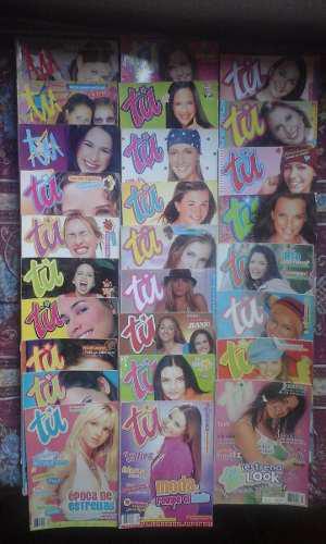 Revistas tú