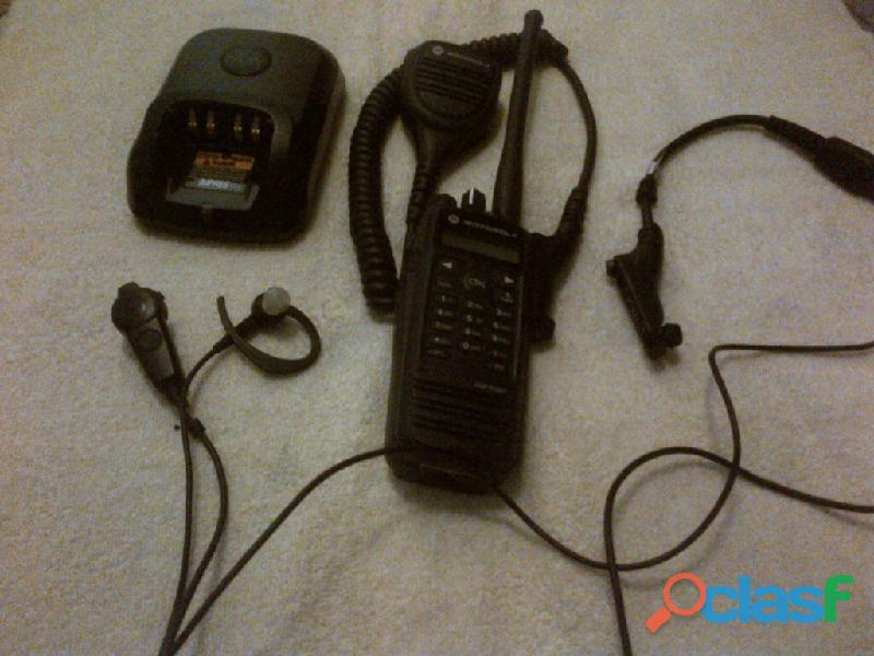 Radio telefono digital motorola dpg 6150+