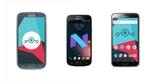 Actualizar android samsung galaxy s4, s5, note, etc