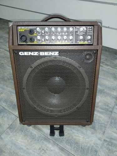 Amplificador genz benz 300w para guitarra electrica