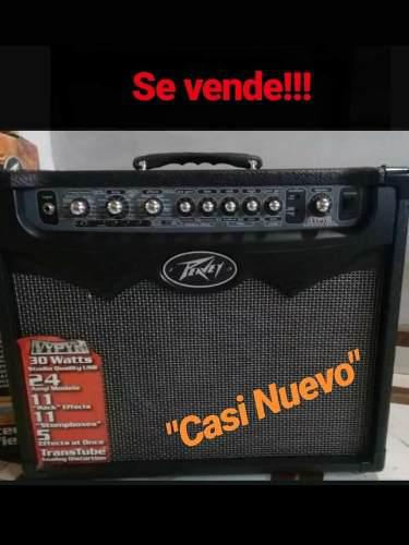 Amplificador peavey guitarra electrica digital multiefecto