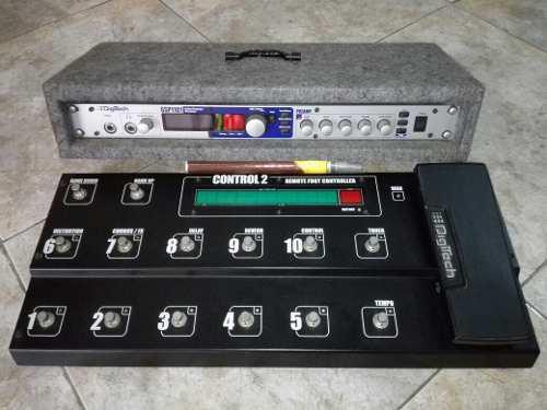 Digitech gsp1101 + control 2