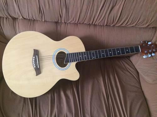 Guitarra fretmaster k series acustica en excelente estado