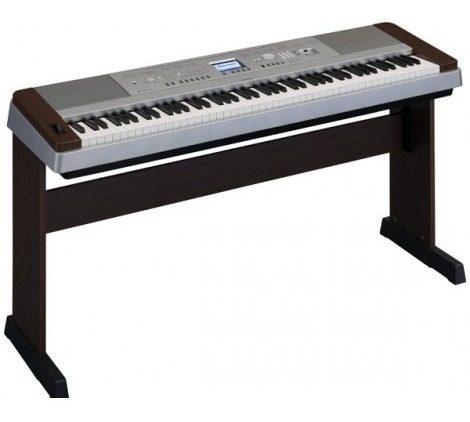Oferta piano yamaha gran dgx 640 único, en madera pura