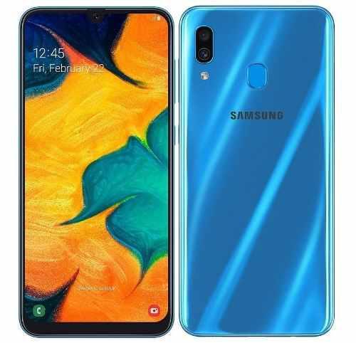 Samsung galaxy a30 (195)tienda fisica + forro (leer)