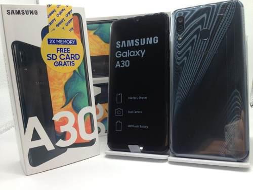 Samsung galaxy a30 64gb 4ram (210) /tienda fisica