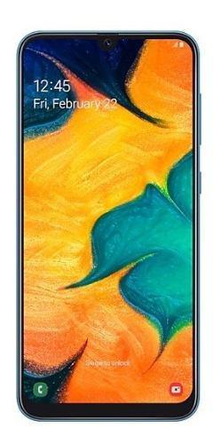 Teléfono samsung galaxy a30 liberado señal 4g lte android.