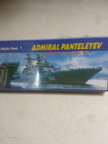 Barco Destructor Ruso Admiral Panteleyen
