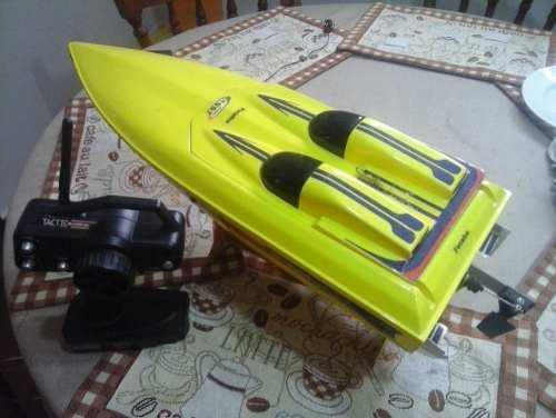 Lancha Rc Hammer Aquacraft