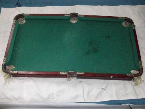 Pool mesa venta oferta remate tabla con detalles