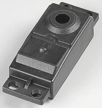 Servo Upper Bottom Case Set Para Servo S3004. Futaba. 9 Vrds