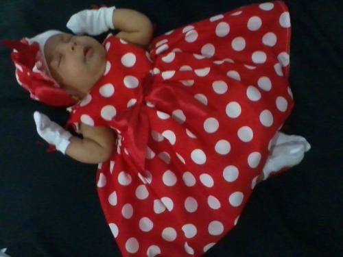 Vestidos d niñas bb recien nacidas salidas de clinica fiest
