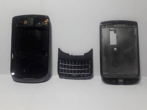 Carcasa completa de blackberry torch 9800 nuevas negras