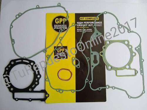 Kit completo d empacaduras de motor gpp klr 650
