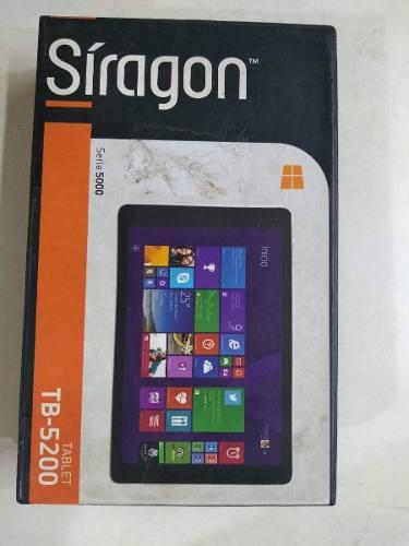 Tablet siragon serie 5000 (tb-5200) usada