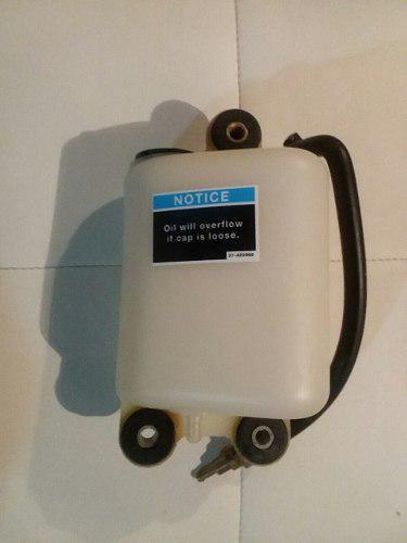 Tanque de reserva aceite para motor de lancha mercury