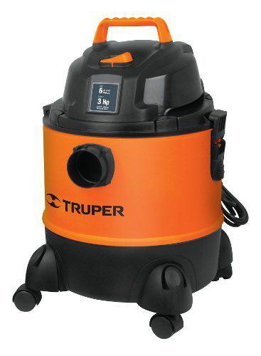 Aspiradora 6 Galones 3 Hp Truper Cod. 12092