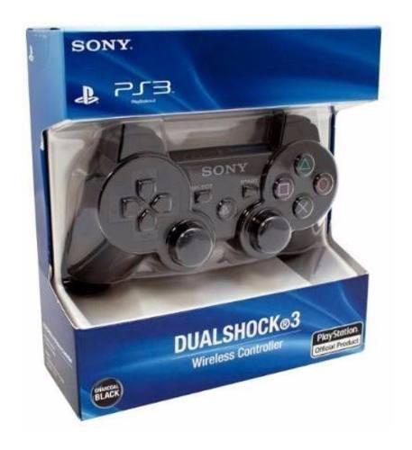 Control inalambrico dualshock para playstation 3