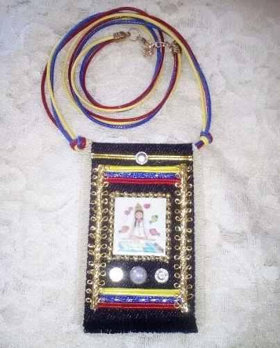 Escapularios Tricolor