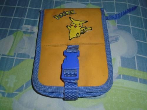 Estuche Para (gameboy Color) Pokemon Pikachu