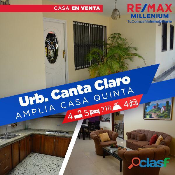Casa Venta Maracaibo Canta Claro 100919