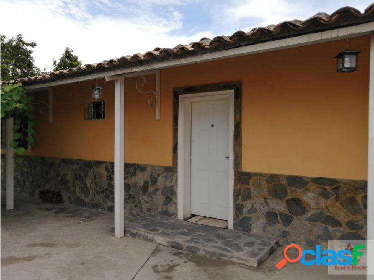 C.i casa venta cabudare rah: 19-11800