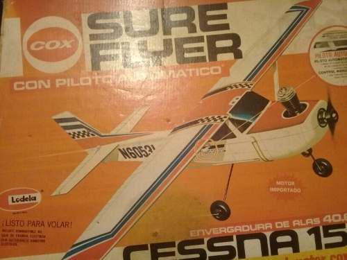 Avión super flyer de colección