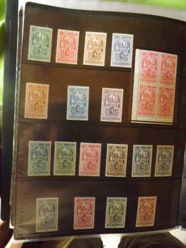 Escudos venezuela 1952, 24 series completas.