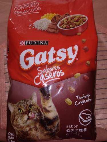 Gatarina gatsy 1kilo sellada de carne