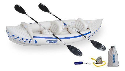 Kayak inflable