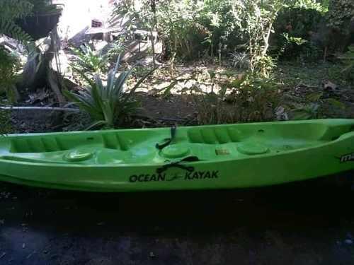 Kayak ocean pacific