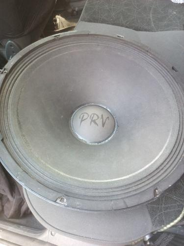 Bajo profesional 18 pulgadas prv audio sw1800