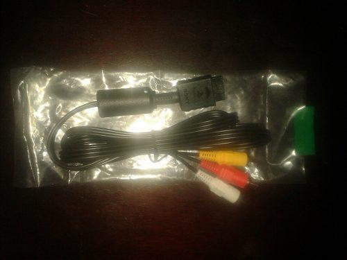 Cable de audio y video para ps3